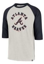 '47 Atlanta Braves Men's Retrospect Raglan T-Shirt