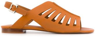 Clergerie Isaura low-heel sandals