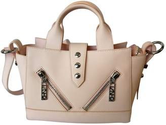Kenzo Kalifornia Pink Leather Handbags