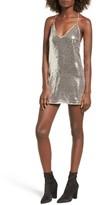 NBD Women's Envy Sequin Minidress