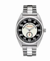 Harley-Davidson Bulova Men's Speed-O-Meter Dial Watch. 76A140