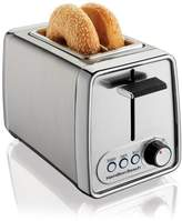 Hamilton Beach Modern Chrome 2-Slice Toaster with Extra-Wide Slots