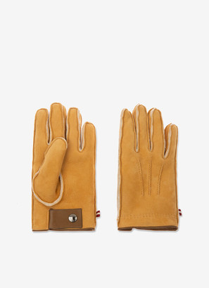 Bally Shearling Gloves