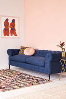 Urban Outfitters Canal Tufted Sofa