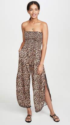 Peixoto Leopard Jumpsuit