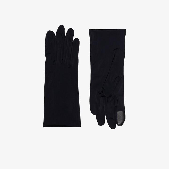 Agnelle Black Hygie gloves