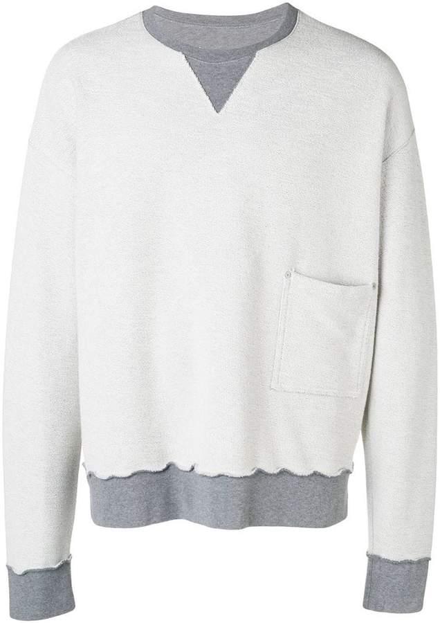 Maison Margiela Reversed sweatshirt