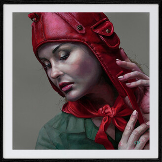 Fine Print Co Should Limited Edition Print By Kathrin Longhurst