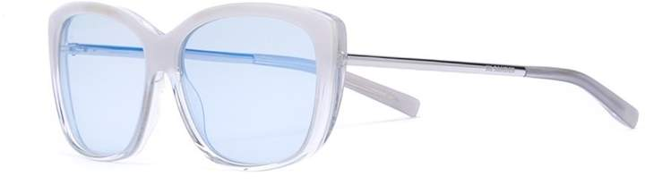Jil Sander metal arm sunglasses
