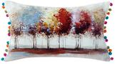 Kensie Willow Tree Cotton Pillow
