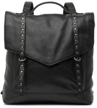 Lucky Brand Vamp Studded Leather Backpack