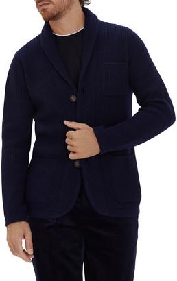Brunello Cucinelli Men's Shawl-Collar Cardigan Blazer