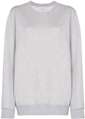 Ninety Percent Oversized Organic Cotton Sweatshirt