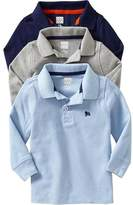 Old Navy Pique-Polo 3-Pack for Toddler Boys