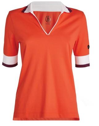 Bogner Agata Contrast-Trim Polo Shirt