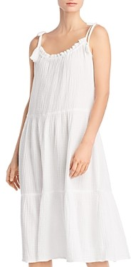 BeachLunchLounge Willa Solid Dress