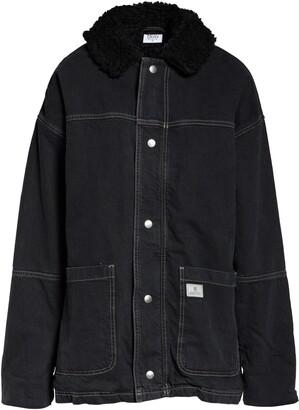 BDG Dylan Donkey Denim Jacket