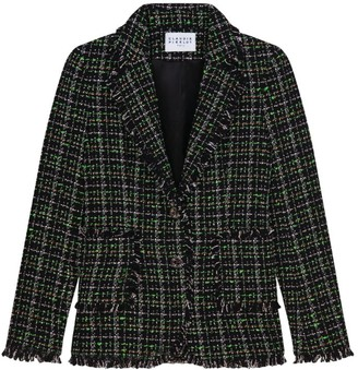 Claudie Pierlot Tweed Jacket