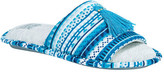 Muk Luks Women's Florence Tassel Slide Slipper