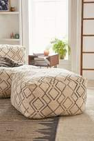 Urban Outfitters Bobo Patterned Ottoman