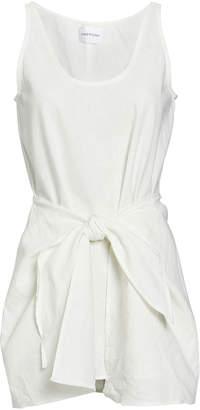 Anémone D.K. Tie Waist Linen Dress