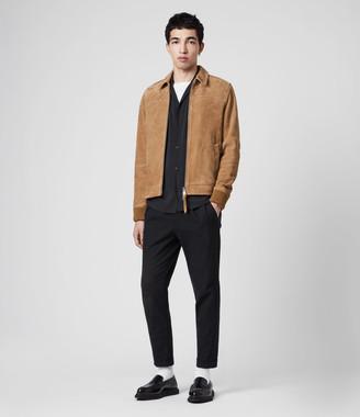 AllSaints Drant Suede Jacket