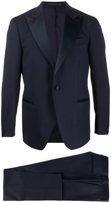 Bagnoli Sartoria Napoli Slim-Fit Two Piece Suit