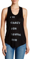Haute Hippie Crazy For Loving You Tank