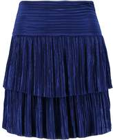 TFNC CYNTHA Mini skirt navy