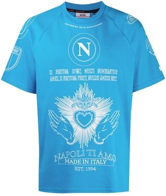 GCDS Graphic Print T-Shirt