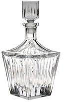Reed & Barton Soho Square Decanter with Square Top