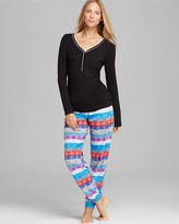 Kensie Chilled Out Fleece Ski Pants