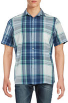 Black Brown 1826 Rad and Plaid Sportshirt