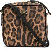 Dolce & Gabbana small leopard print crossbody bag