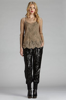 Gold Hawk Sienna Jog Pants