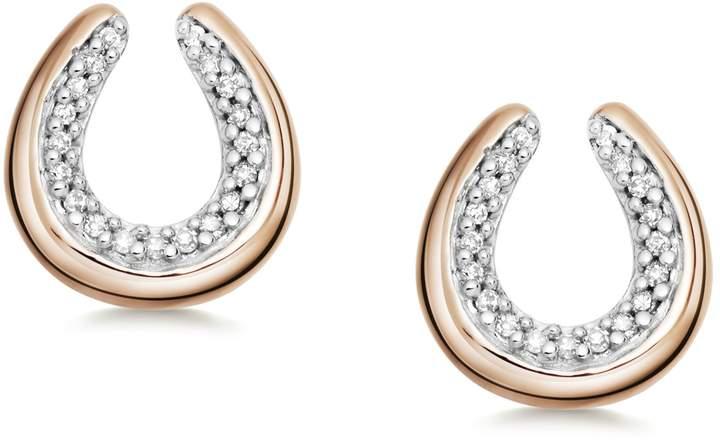 339bc37e308 Horseshoe Earrings - ShopStyle Australia