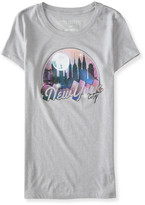 Aeropostale NYC At Night Graphic T