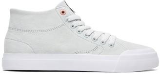 DC Women's Evan HI Zero LE Skate Shoe