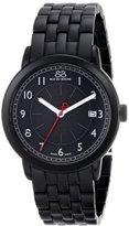 88 Rue du Rhone Unisex 87WA120025 Analog Display Swiss Quartz Black Watch