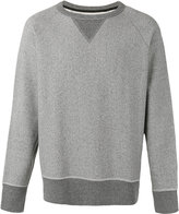 Rag & Bone crew neck sweatshirt - men - Cotton - XS