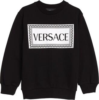 Versace '90s Logo Sweatshirt