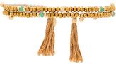 Shashi Eliza Crystal Wrap Bracelet