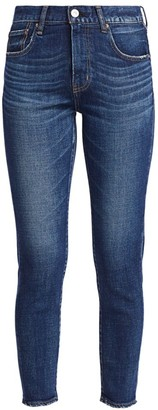 Moussy Cameron High-Rise Skinny Ankle Jeans