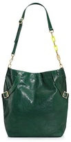 Juicy Couture Chain Leather Grace Hobo Crossbody