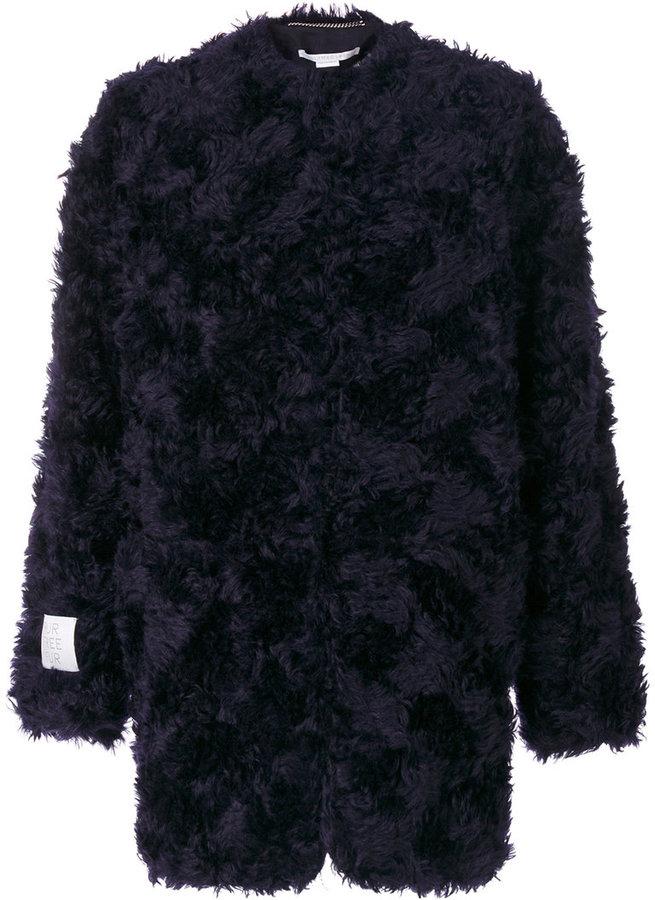 Stella McCartney Fur Free Fur coat