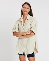 Missguided Nylon Shirt