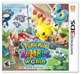 Nintendo Pokémon Rumble World 3DS)
