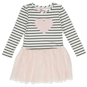 Epic Threads Toddlers Tulle Heart Party Dress
