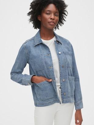 Gap Denim Chore Jacket