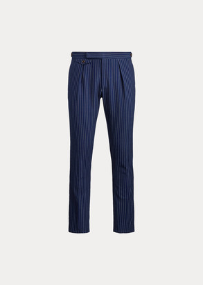 Ralph Lauren Striped Suit Trouser
